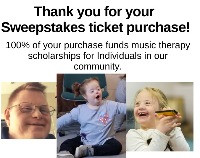 TICKETS SOLD OUT, THANK YOU! - 2020 Price Cutter Charity Championship TLC Sweepstakes Contest