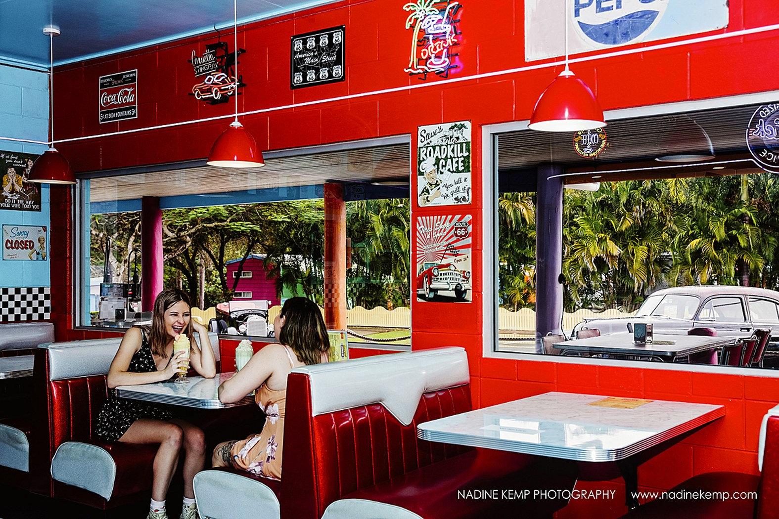 Rockabilly Revival   George's Diner