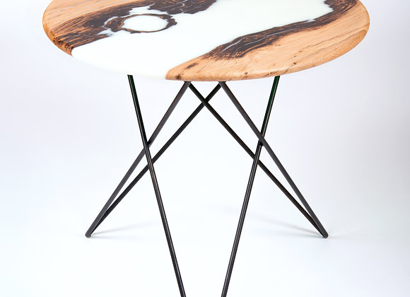 Table VOLIS Blanche