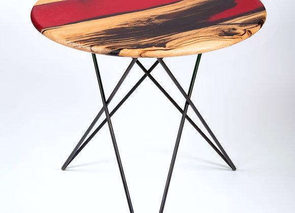 Table VOLIS Rouge