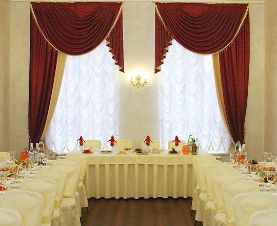 Банкетный зал для праздника в кафе Тарават Ишлеи
