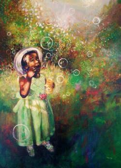 Bubbles IV