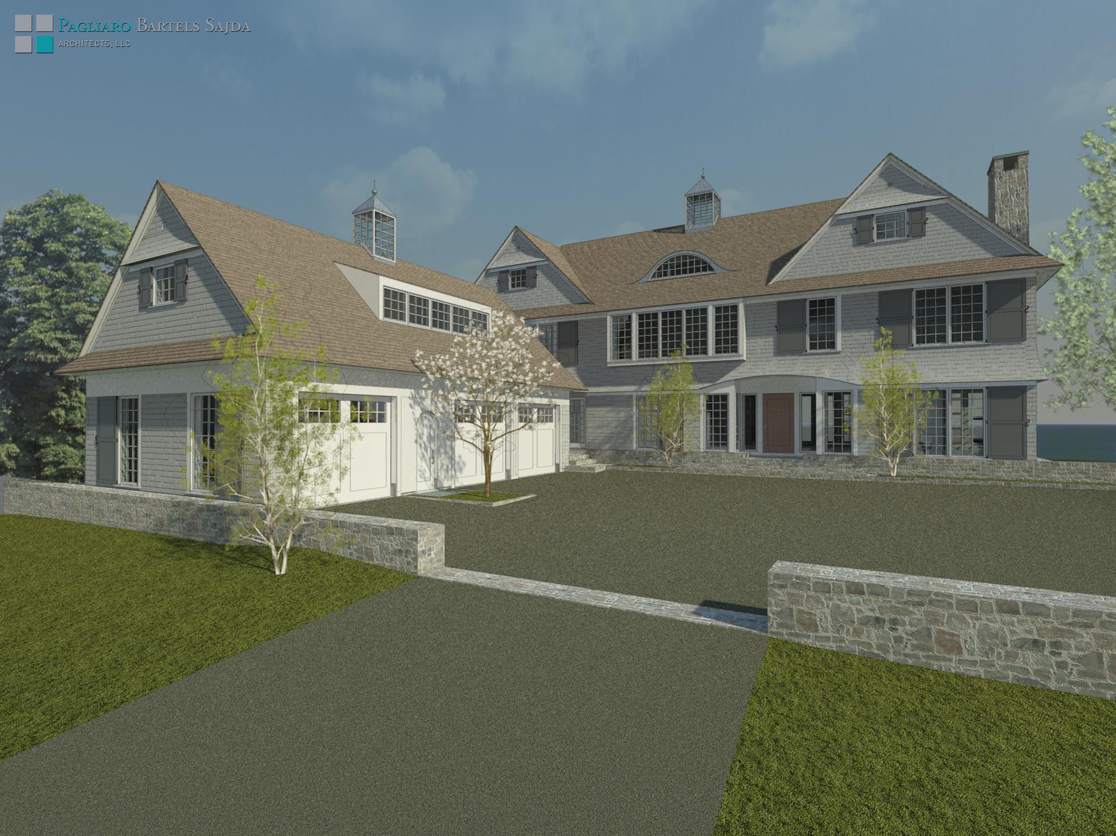 Bluff Front Rendering