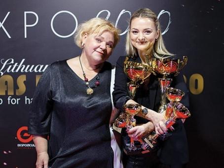 """Pokalbis su """"Metų kirpėjas 2020"""",""""Metų vizažistas 2020"""" nugalėtoja Rita Liatukiene"""
