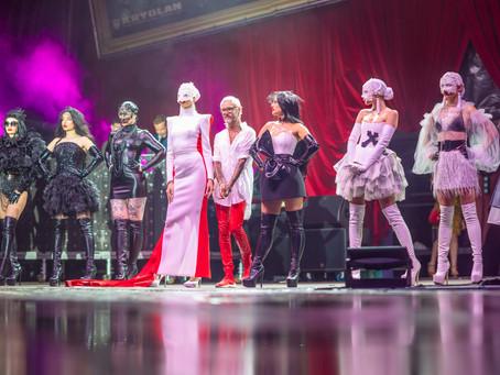 L. Salasevičiaus kolekcijos pristatymas pasauliniame bodyart festivalyje