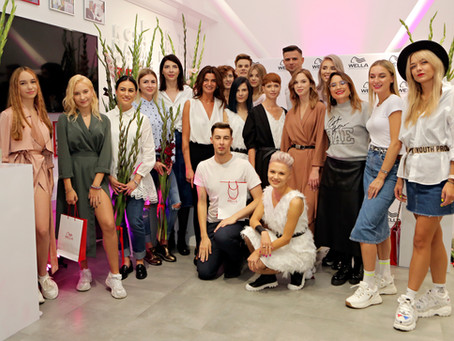 ID grožio studijos seminaras Vilniuje