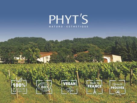 PHYT'S: aktyvioji biokosmetika
