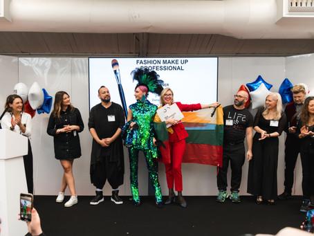 Lietuvė triumfavo tarptautiniame konkurse Londone