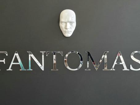 Fantomas – ne tik opera