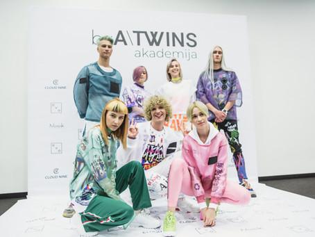 2020-ųjų plaukų stilistikos tendencijos naujoje ATWINS kolekcijoje