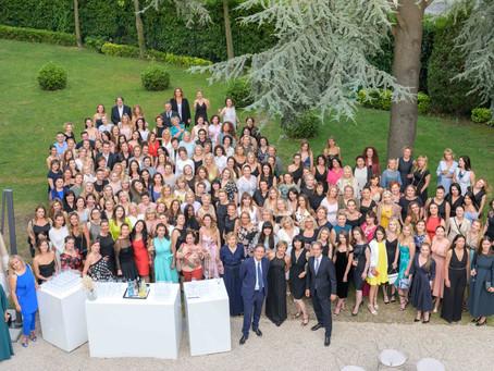 """Biologique Recherche"" tarptautiniai mokymai Paryžiuje"