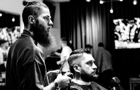 Geidžiamiausio barberio karjera per tris metus