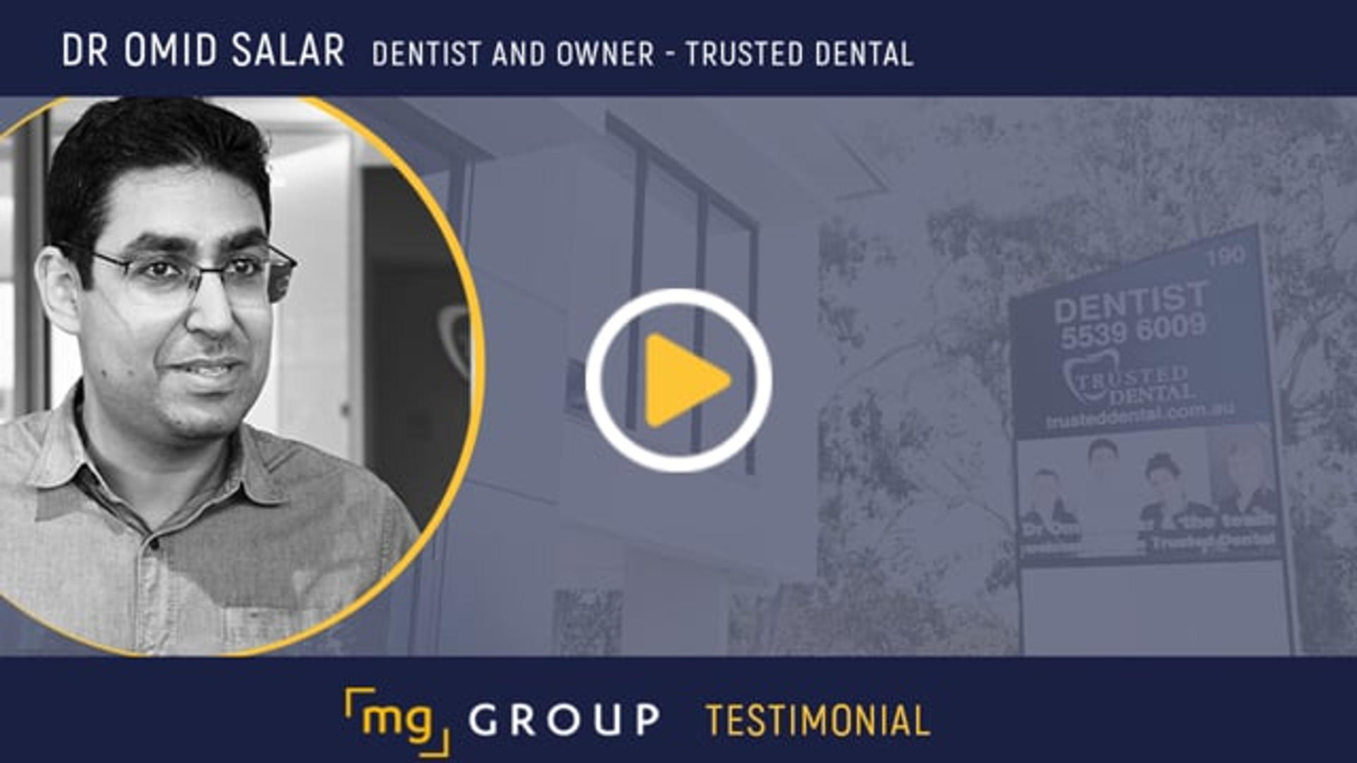 Trusted Dental Testimonial