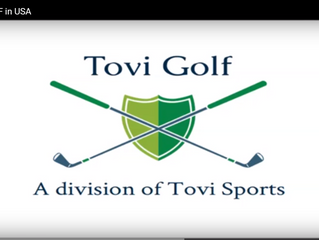 TOVI GOLF Putting Game - Summer Camp in YFT USA