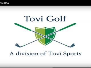 TOVI GOLF Putting Game - Summer Camp in YFT USA