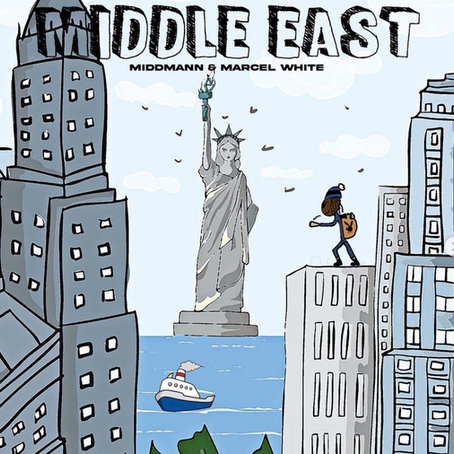 MiddMann and Marcel White drop off new project 'MIDDLE EAST'
