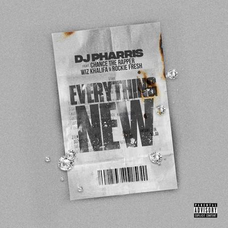 "New Music: DJ Pharris – ""Everything New"" feat. Wiz Khalifa, Chance The Rapper, Rockie Fresh"