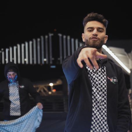 "Sammy Shiblaq shows off on new single ""Champion"""