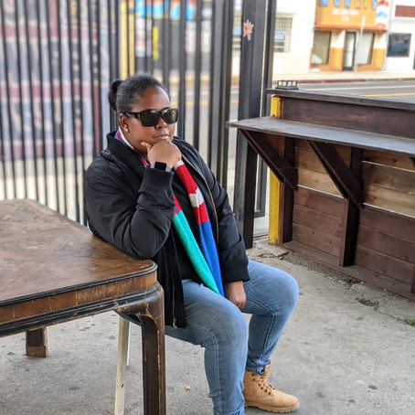 Meet Keish Monique -- An LA native who created her own lane in the entertainment industry