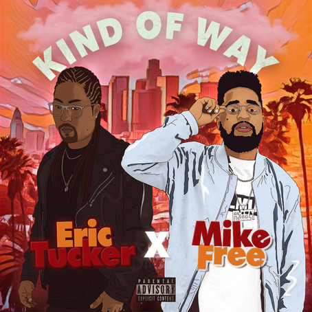 """Eric Tucker and Mike Free link for new record """"Kind of Way"""""""