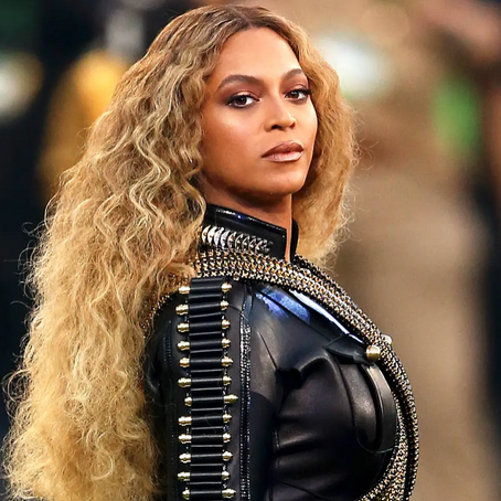 Grammy Nominations for 2021 are listed, as Beyonce leads with the most nominations.