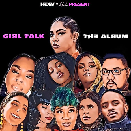 Mickey Shiloh's 'Girl Talk' compilation project showcases versatile talents