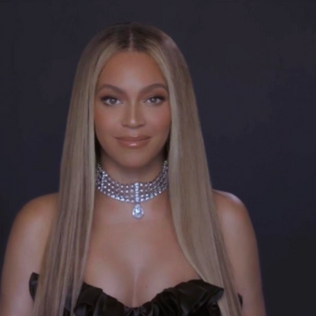 Beyoncé delivers powerful speech at BET Awards and encourages 'fighting for change'