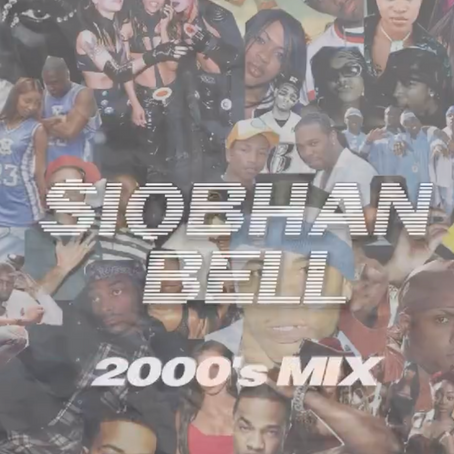 Listen: Siobhan Bell shares ultimate 2000s party mix
