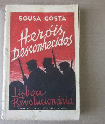COSTA (SOUSA) - HERÓIS DESCONHECIDOS