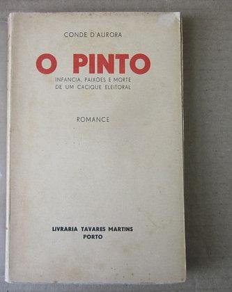 AURORA (CONDE D') - O PINTO