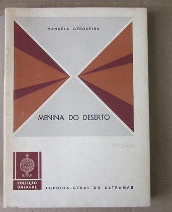 CERQUEIRA (MANUELA) - MENINA DO DESERTO