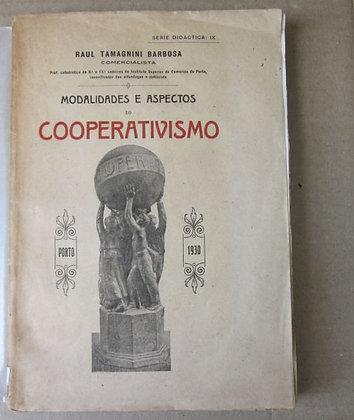 BARBOSA (RAUL TAMAGNINI) - MODALIDADES E ASPECTOS DO COOPERATIVISMO