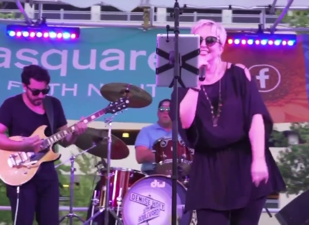 Denise Hoey Live at Utica Square
