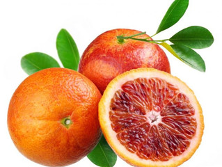 Oil of the Month - August - BLOOD ORANGE