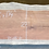 Thumbnail: Bubinga  slab Custom Color Epoxy Table