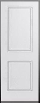 2 Panel Door