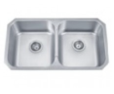Stainless Steel sink low divider