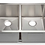 Thumbnail: 16 gauge stainless steel sink