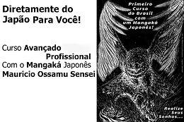 Curso de Mangá para profissionais - Em Breve