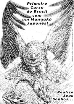 Curso com o Mangá Mauricio Ossamu
