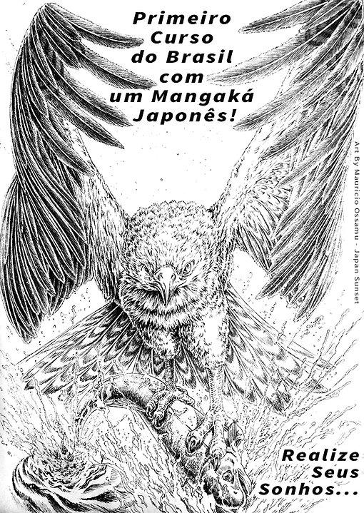Curso Profissional de Mangá