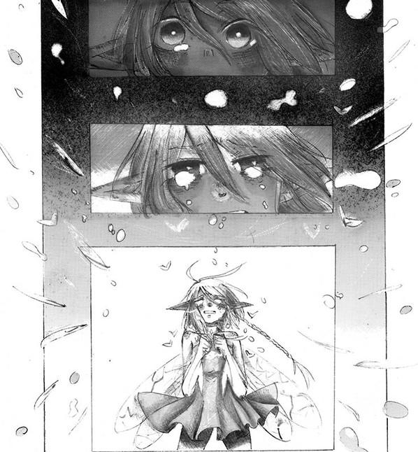 Arte da Sensei Carol Itimura