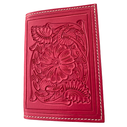 Passport Holder - Frida Pink