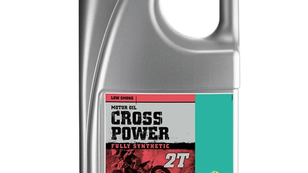 Motorex Cross Power 2T - 4 Litre