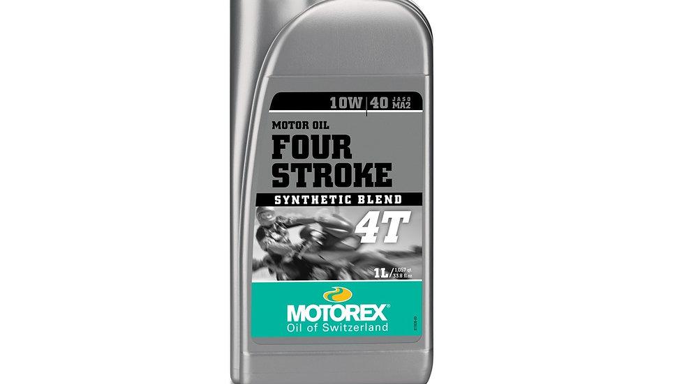 Motorex 4 Stroke 10W40 - 1 Litre