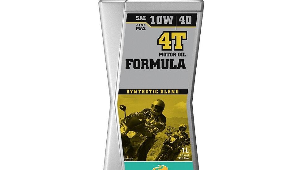 Motorex Formula 4T 10W40 - 1 Litre