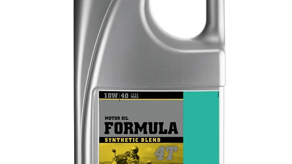 Motorex Formula 4T 10W40 - 4 Litre