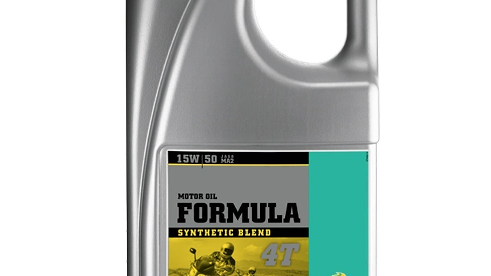 Motorex Formula 4T 15W50 - 4 Litre