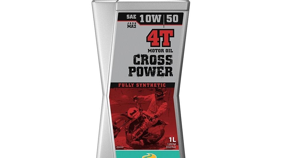 Motorex Cross Power 4T 10W50 - 1 Litre
