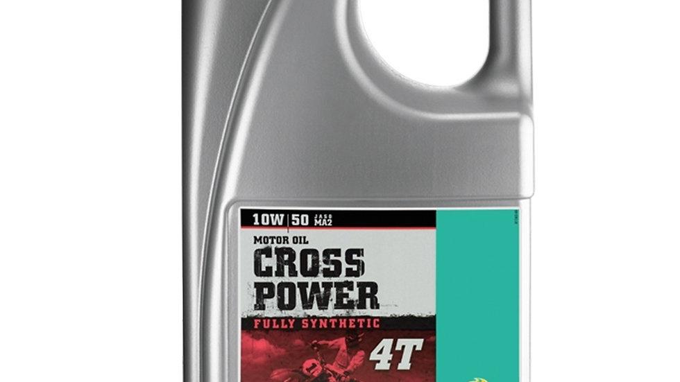 Motorex Cross Power 4T 10W50 - 4 Litre
